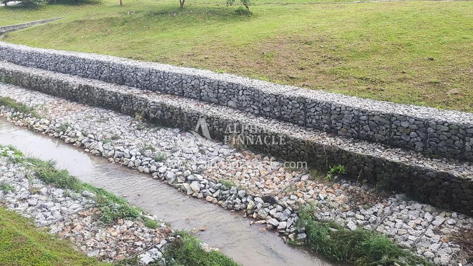 Stone Filled Wire Cages | Alpha Gabions Alpha Pinnacle