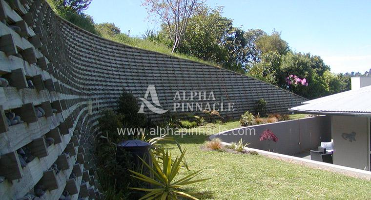 Permacrib High Walls Alpha Pinnacle